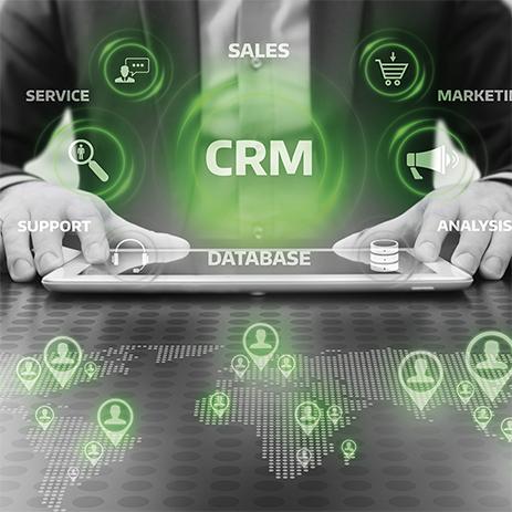 CRM Consultoría en Administración de Clientes