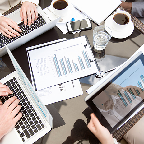 Servicios de Implementación de Aplicaciones Empresariales